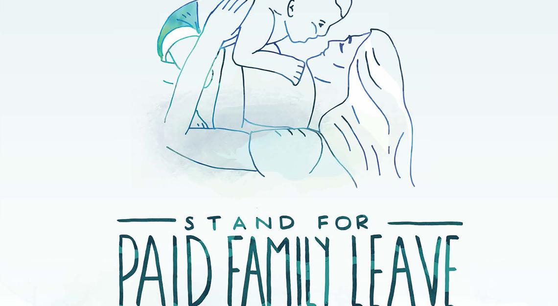 Engaging with customers about national paid leave